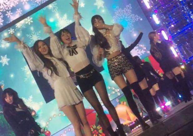 Blackpink-Jisoo-Rose-Lisa-SBS-Gayo-Daejun-2017