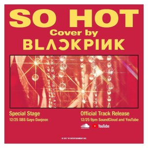 Blackpink So Hot cover