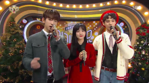 Blackpink Jisoo Inkigayo December 17, 2017