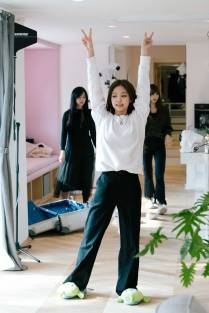 Blackpink House Jisoo Jennie Lisa