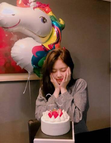 Blackpink Jennie Birthday 2018
