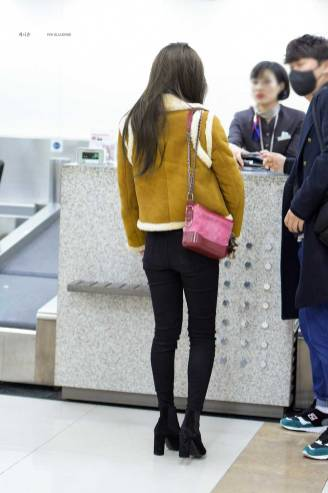 Blackpink Jennie Airport Fashion GMP
