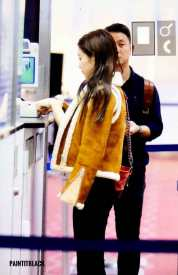 Blackpink Jennie Haneda Airport Japan