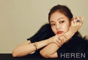 Blackpink Jennie Heren 3