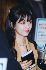 Blackpink Jisoo Airport Fashion