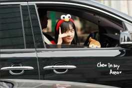 Blackpink Jisoo Elmo Headband