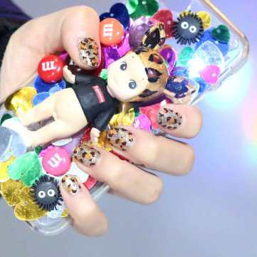 Blackpink Jisoo Nails