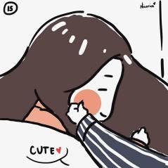 Blackpink Jisoo Rose Short Comic