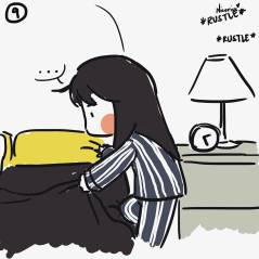 Blackpink Jisoo Rose Short Comic 9