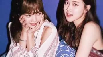 Blackpink-Lisa-and-Rose-2
