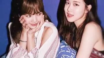 Blackpink-Lisa-and-Rose-2