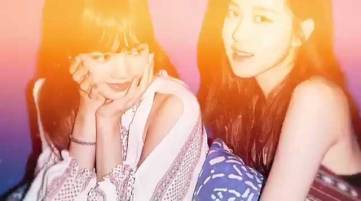 Chaelisa Blackpink Rose Lisa