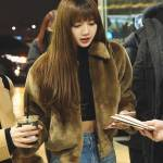 Blackpink Lisa Airport Fashion GMP