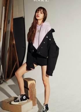 Blackpink Lisa Vogue Korea
