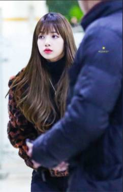 Blackpink Lisa Winter Fashion Airport