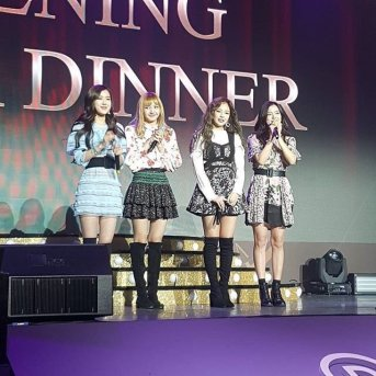 Blackpink Paradise City Opening