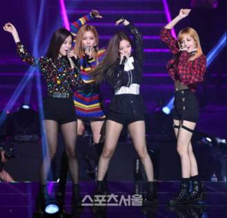 Blackpink Seoul Music Awards performance