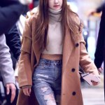 Blackpink Rose Airport Fashion GMP