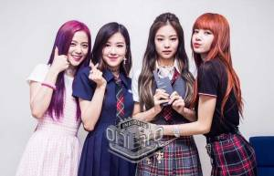 Blackpink SBS Inkigayo 16 July 2017
