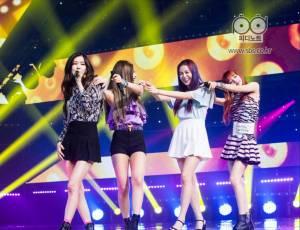 Blackpink-SBS-Inkigayo-9-July-2017