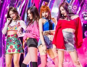 Blackpink-SBS-Inkigayo