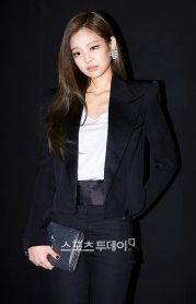 Blackpink Jennie Saint Laurent