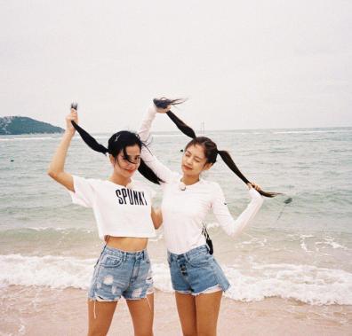Jisoo Jennie thailand trip