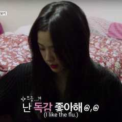 Jisoo-Sings-Weird-song-3