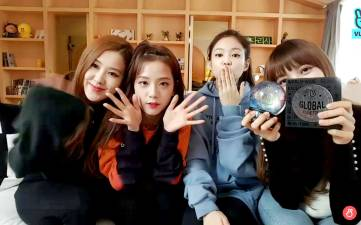 Blackpink Global Vlive Top 10