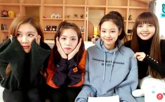Blackpink-Global-Top-Vlive-Blackpink-house