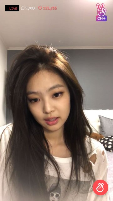 Blackpink Jennie Vlive 2018