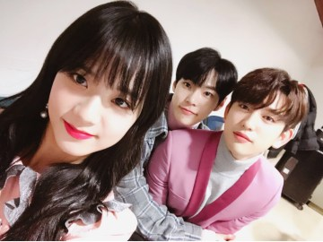 Blackpink Jisoo Jinyoung Doyoung
