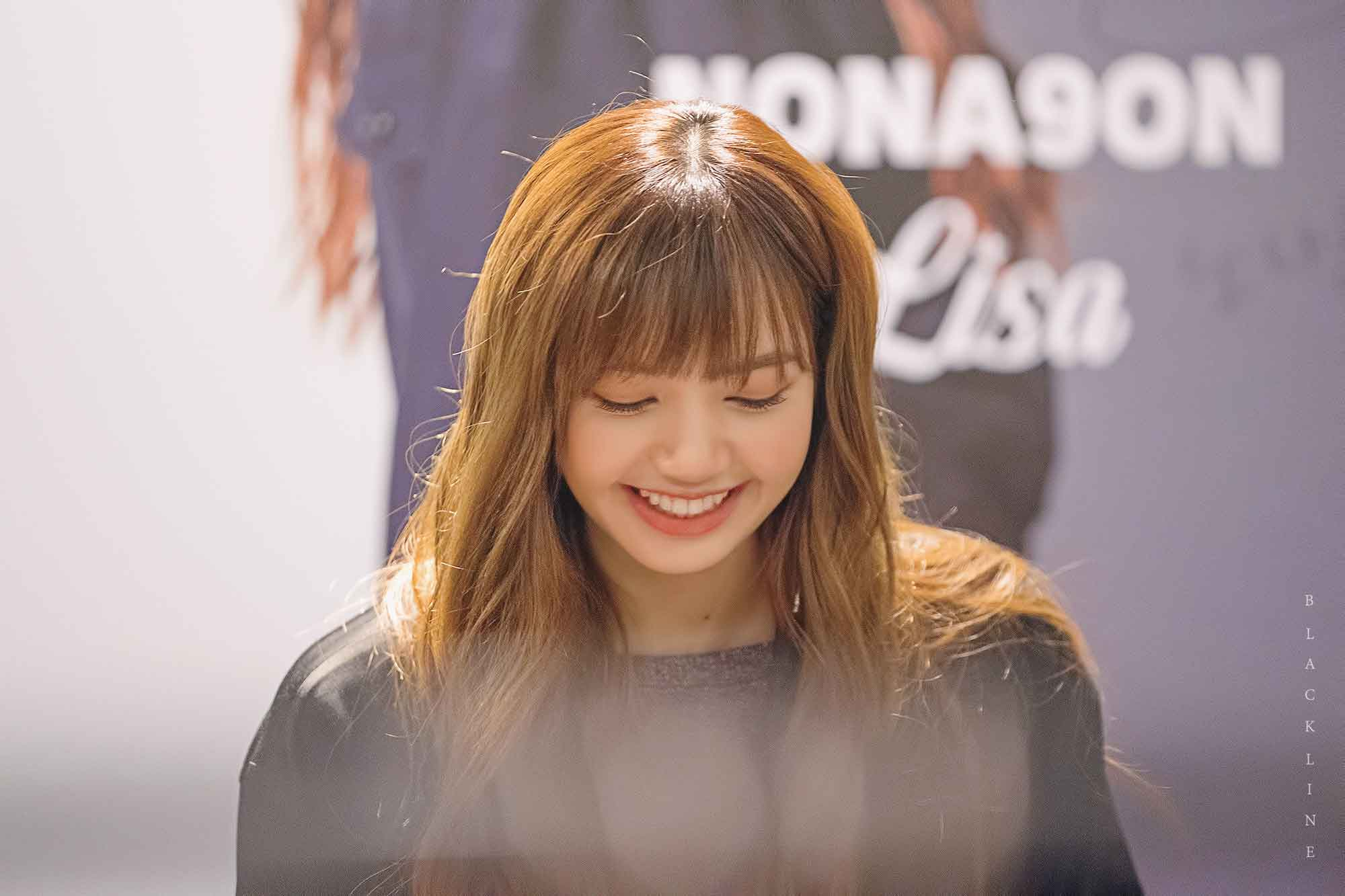 Blackpink Lisa Nonagon Event Fanmeeting Fan Greeting 2018