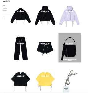Blackpink-Lisa-Nonagon-sold-out