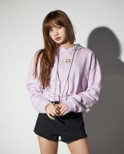Blackpink Lisa x Nonagon Collaboration 12