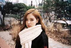 Blackpink Rose Birthday February 11, 2018 Winter Outfit