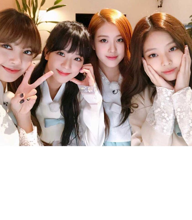 Blackpink Wears Hanbok
