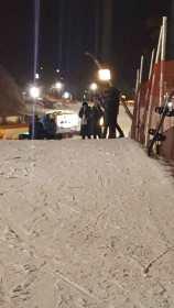 Blackpink Spotted at Ski area filming Blackpink House