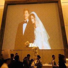 Taeyang wedding party 3