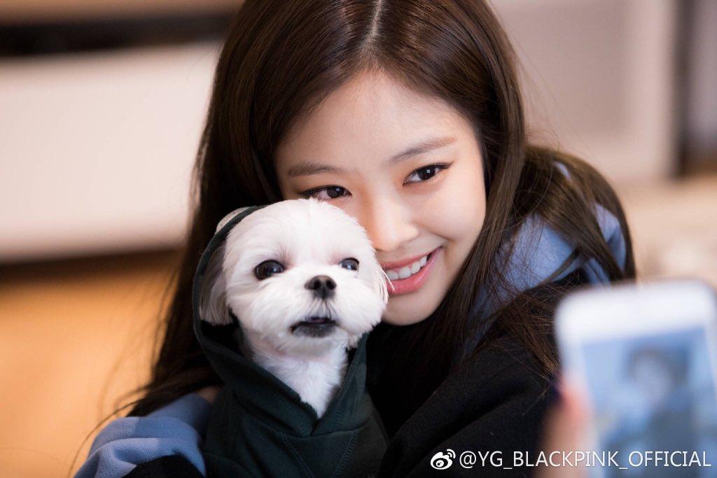 Blackpink Jennie Dalgom Weibo 2018