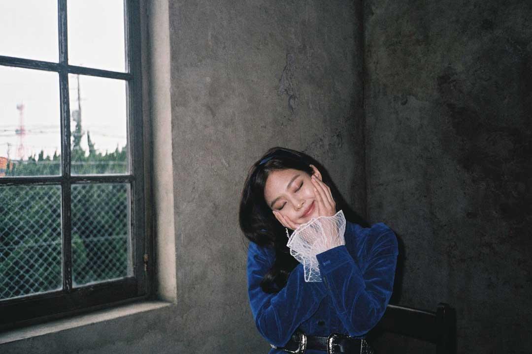 Blackpink Jennie Instagram Photo 2018 Japan Album Photobook
