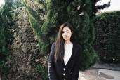 Blackpink-Jennie-Instagram-Photo-2018-Jeju-Island-maze