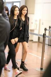 Blackpink-Jennie-Jisoo-Jensoo-Airport-Fashion-Haneda-Japan-2