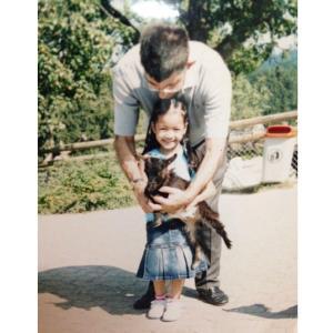 Blackpink Lisa baby photo