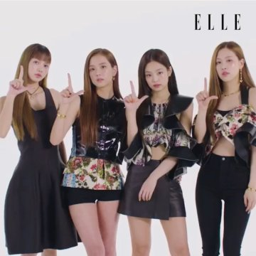 Blackpink-Elle-Louis-Vuitton video