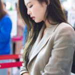 Blackpink Jennie Airport Fashion April 20, 2018