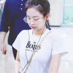 Blackpink Jennie Airport Fashion 7 August 2018