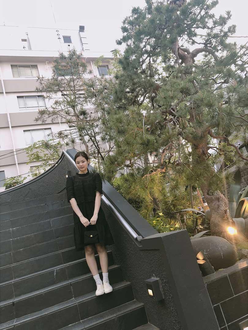 Blackpink Jennie Instagram Photo 2018