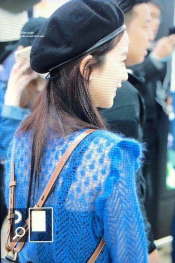 Blackpink Jisoo Airport Fashion 22 April 2018 photo 13