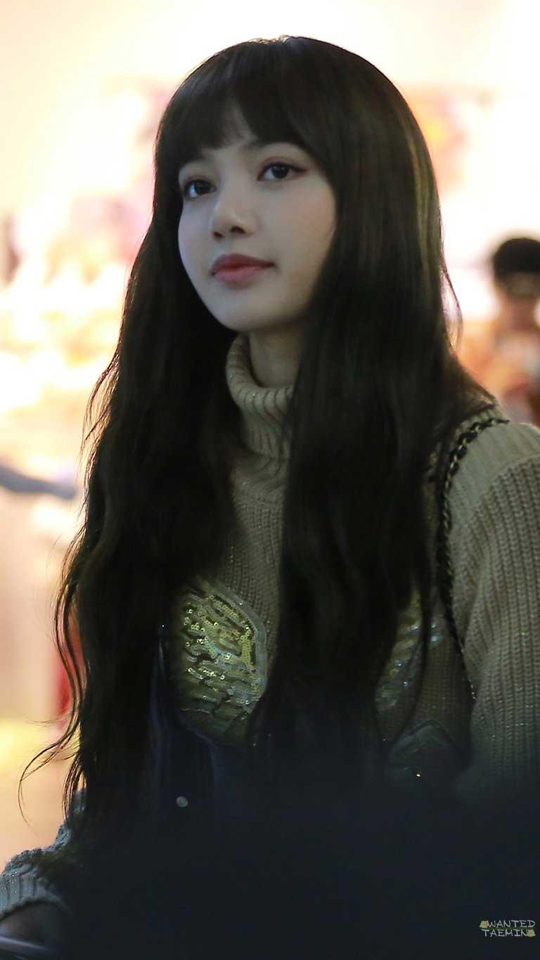 Blackpink Lisa Airport Fashion 27 March 2018